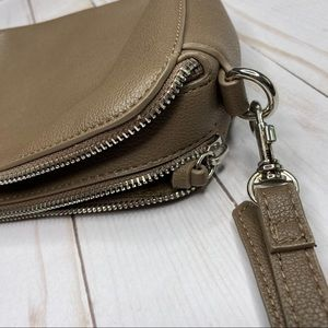 Old Navy Bags - Old Navy   Taupe Crossbody